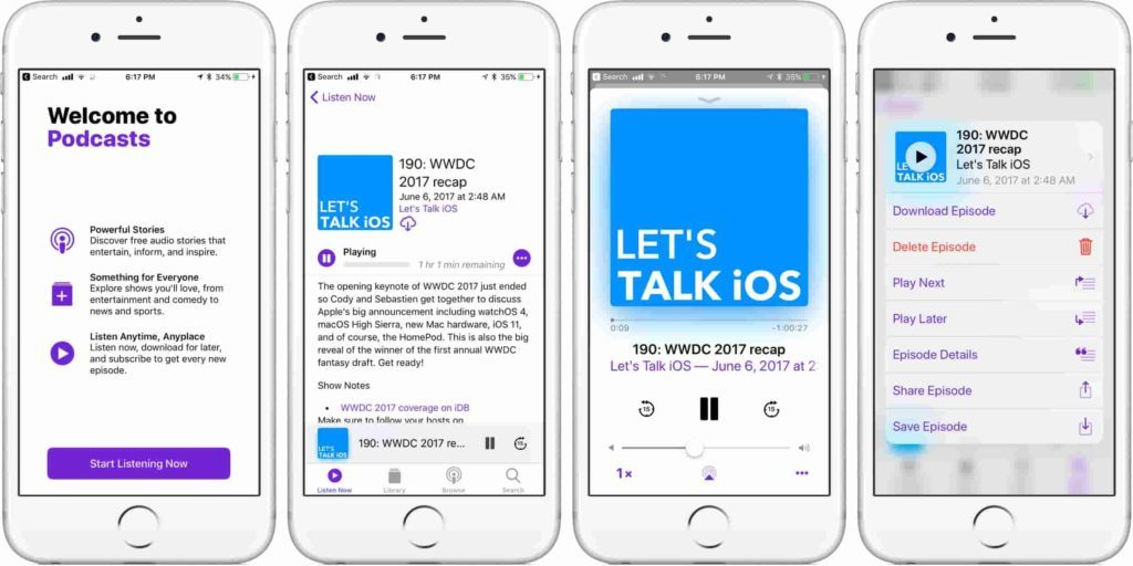Apple's new podcast app – a blessing or a curse?