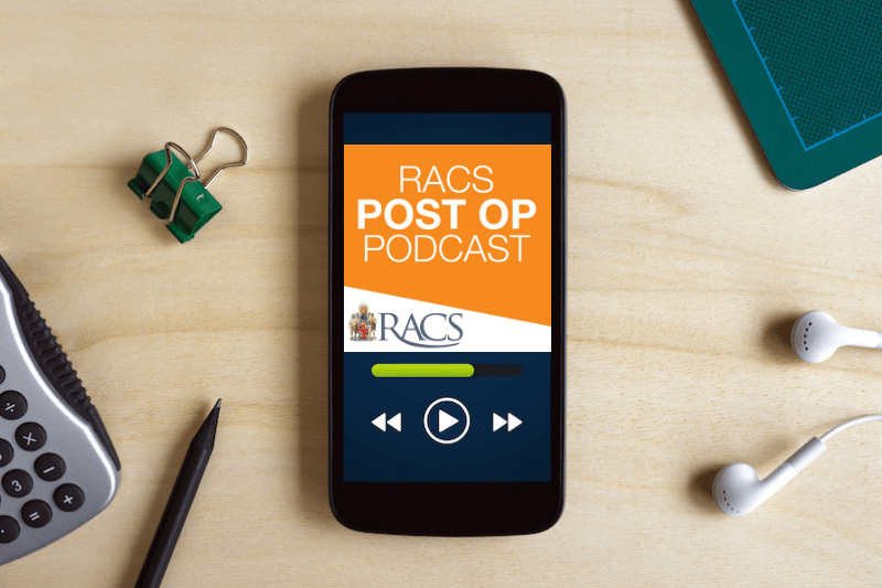 Case Study: A podcast for the Royal Australasian College of Surgeons