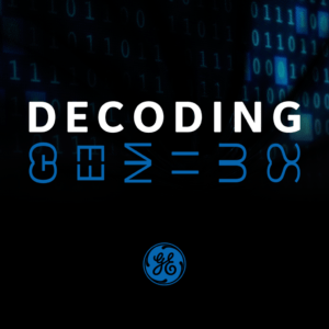 decoding genius branded podcast with no advertising