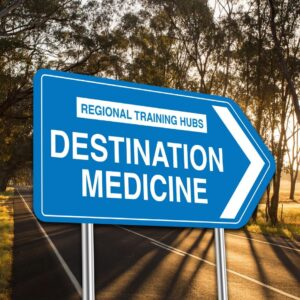 Destination Medicine