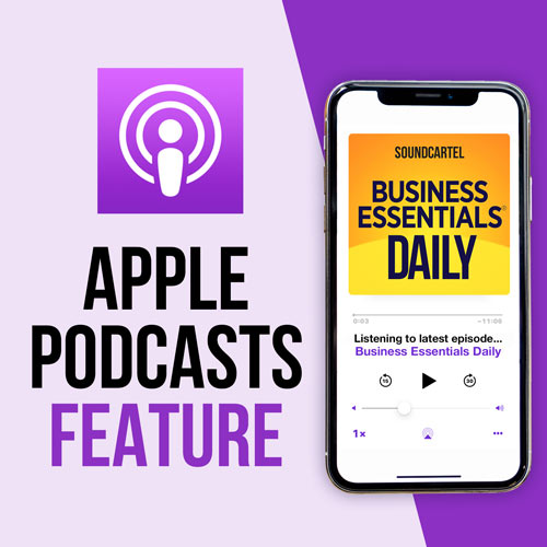 Apple Podcasts Feature
