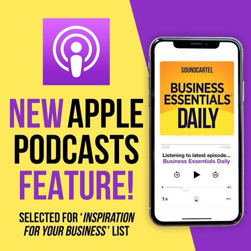 New Apple Podcasts Feature